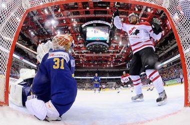 Канадцы обыграли чемпионов мира по хоккею