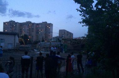 Жертвами падения крана в Харькове стали еще две женщины