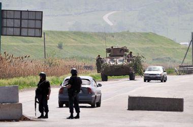 Под Славянском террористы обстреляли бойцов АТО из минометов — ИС