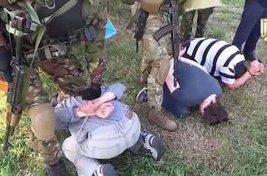 Силовики выложили видео с задержанием российских журналистов, которые снимали сепаратистов