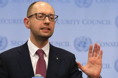 Яценюк: Украина получит законно избранного президента