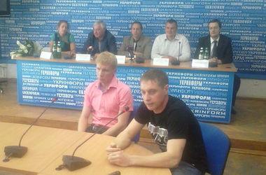 За сборную Украины по биатлону будут выступать два натурализованных россиянина