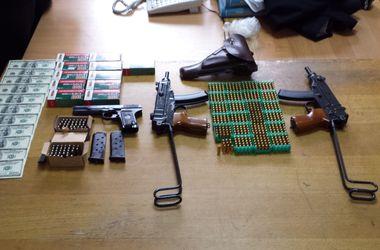 СБУ обезвредила в Киеве группировку, поставляющую оружие на Восток Украины