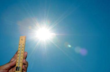 В Харькове жара бьет рекорды