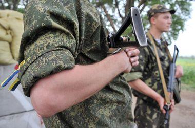 В бою под Амвросиевкой террористы понесли потери