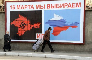 С приходом России Крым покинуло 10 тыс. беженцев – ООН