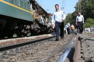 Названы три причины столкновения поездов в Подмосковье