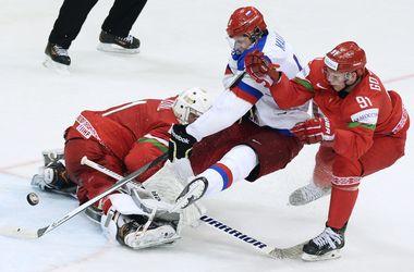 Сборная России выиграла седьмой матч подряд на чемпионате мира по хоккею