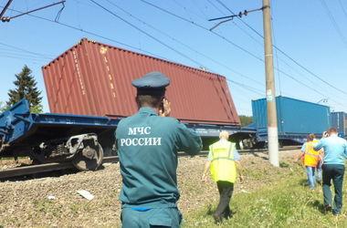 В московских реанимациях лежат 11 пассажиров разбитого поезда в Подмосковье