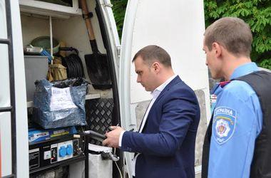 Временному мэру Николаева прислали гранату с головой собаки