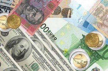 В Украине подорожали евро и рубль