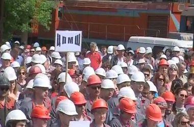 """Акцию """"Голос Донбасса"""" поддержали все крупные металлургические гиганты региона"""