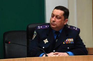 После митинга глава МВД Днепропетровска написал заявление об отставке