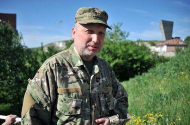 Турчинов срочно прибыл в Славянск