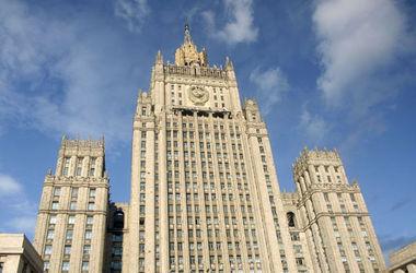 """МИД обещает отреагировать на санкционный """"беспредел"""" против России"""