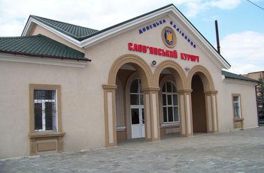 В Славянском районе неизвестные обстреляли подстанцию