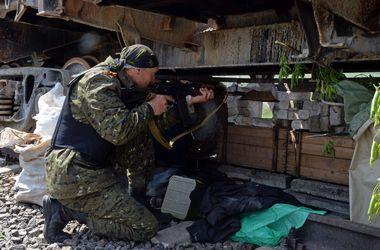 Боевики обстреляли участников АТО в Луганской области, есть жертвы