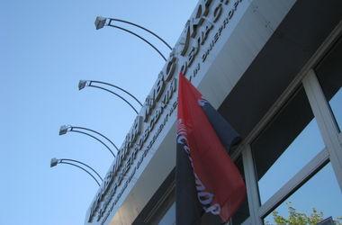 """В Днепропетровске митингующих из """"Правого сектора"""" могут судить"""