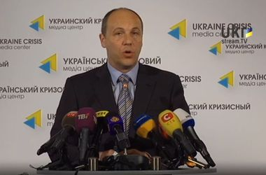 Парубий: Север Донецкой области вплоть до Славянска взят под контроль