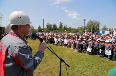 """""""Голос Донбасса"""": украинцы выступили за мир и прекращение стрельбы"""
