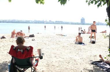 Как Днепропетровск готовится к пляжному сезону