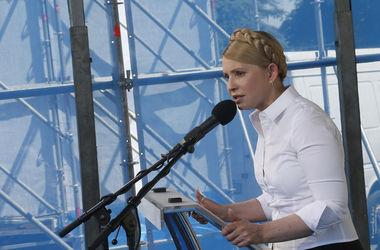 Тимошенко выступает за пропорциональную систему выборов в Раду