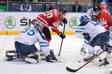 Канада прекратила борьбу за медали чемпионата мира