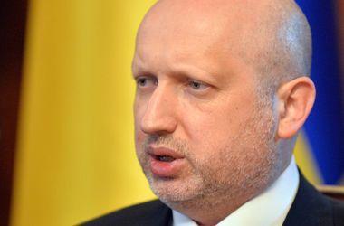 Турчинов выразил соболезнования семьям погибших во время АТО