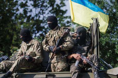 Неизвестные обстреляли блокпост в Харьковской области