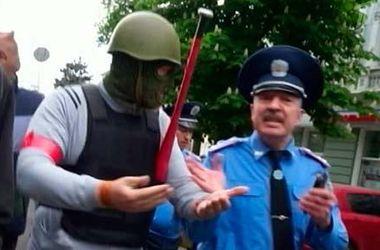 Беглый начальник Одесской милиции дал интервью российскому каналу