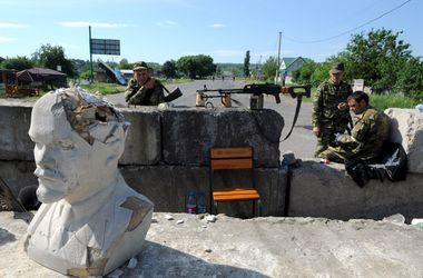 Военные дали отпор боевикам в Славянске, террористы понесли потери – Селезнев