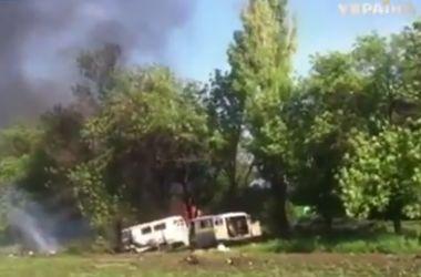 """Боевики """"ДНР"""" взяли на себя ответственность за нападение на военных под Волновахой"""