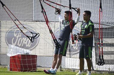 Игрокам сборной Мексики запретили есть говядину до и во время ЧМ-2014
