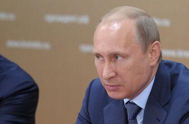 Путин обвинил Украину в газовых проблемах Европы