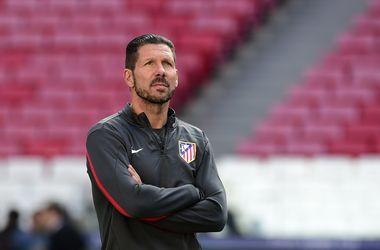 """Футболисты """"Атлетико"""" готовы прыгнуть с моста, если тренер попросит"""