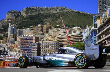 Хэмилтон выиграл последнюю практику перед квалификацией Гран-при Монако