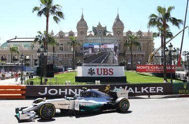 Нико Росберг выиграл квалификацию Гран-при Монако