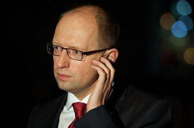 Яценюк обсудил с Олбрайт предстоящие выборы президента в Украине
