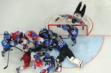 Сборная Финляндии вышла в финал ЧМ по хоккею
