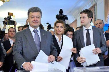 Граждане Украины поддерживают евроинтеграционный курс страны - Порошенко