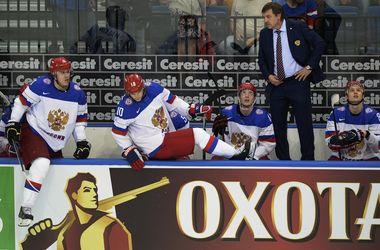 Тренер сборной России пропустит финал ЧМ из-за угроз перерезать горло шведскому наставнику