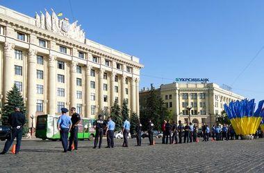Как голосует Харьковская область