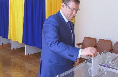 Я проголосовал за единство страны – Вилкул