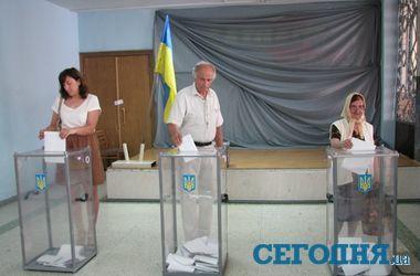 Как голосовали в Волновахе Донецкой области