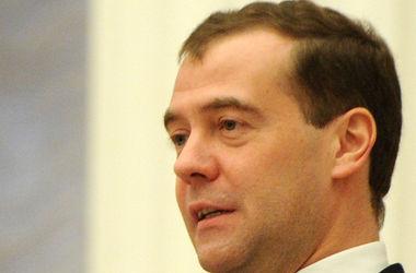 МИД Украины: Визит Медведева в оккупированный Крым в день выборов - дерзость и провокация