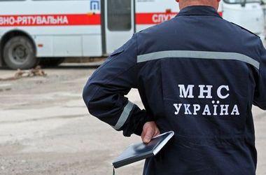 В Луганской области вооруженные люди разграбили пункт спасателей
