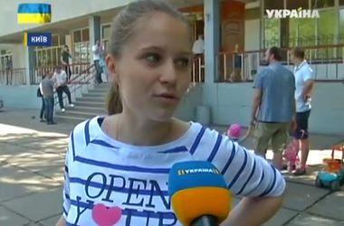 Сегодня в Киеве пришли проголосовать даже те, кто никогда не ходил на выборы