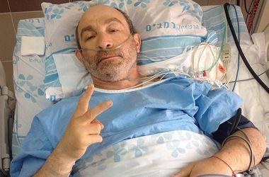 Кернес голосовал в израильской больнице
