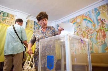 В Донецкой области проголосовалои более 74 тысяч человек