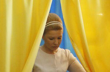 Тимошенко признала выборы и пообещала помогать строить сильную Украину